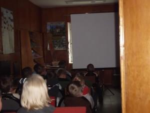 projekcja filmu edukacyjnego czerwiec 2013 -Ścięgny (2)