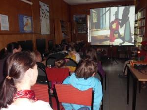 projekcja filmu edukacyjnego czerwiec 2013 -Ścięgny (4)