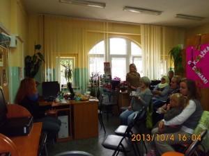 spotkanie autorskie Katarzyna Enerlich  pażdziernik 2013 (6)